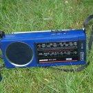 VINTAGE USSR SOVIETRUSSIAN AM LW FM PORTABLE RADIO VEGA RP-240