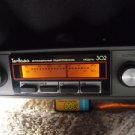 OLD  USSR SOVIET CAR RADIO VAZ ZHIGULI  ZAZ  VOLGA RADIO TERNAVA 302 OLDTIMER
