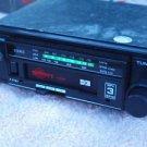 VINTAGE CASSETTE FM AM LW RADIO SAITON-50 OLDTIMER HOT ROD IN RETAIL BOX NOS