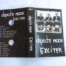 DEPECHE MODE EXCITER CASSETTE MADE IN RUSSIA UNOFFICIAL