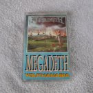 MEGADETH  YOUTHANASIA MADE IN POLAND CASSETTE