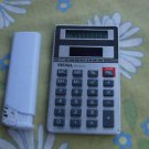 Rare Vintage Solar Cell Calculator Sigma PC-107H