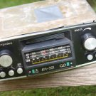 VINTAGE SOVIET RUSSIAN MONO CASSETTE RADIO А-301 OLDTIMER YONGTIMER HOT ROD