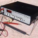 Vintage Soviet Russian USSR VFD Display Digital Multimeter Щ4300 1991