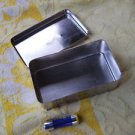Vintage Soviet Russian USSR Original Stainless Steel Medical Box Sterilizer 1988