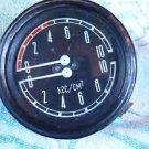 Vintage Soviet Russian USSR Truck Brake Pressure Gauge Hot Rod 1977 #7