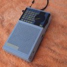 VINTAGE RARE SOVIET RUSSIAN USSR PORTABLE LW AM SW RADIO NEJVA RP 205
