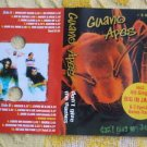GUANO APES DON'T GIVE ME NAMES UNOFFICIAL CASSETTE RUSSIA