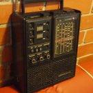 RARE VINTAGE SOVIET USSR SW LW AM UKW RADIO RECEIVER MERIDIAM 235 #4