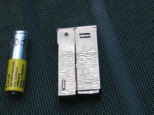 Vintage Very Rare Benzin Petrol Lighter LENINGRAD ��������