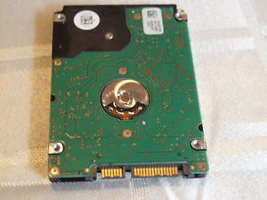"Hitachi Travelstar 20GB 5400 RPM 2.5"" SATA HTS541020G9SA00 Hard Drive"
