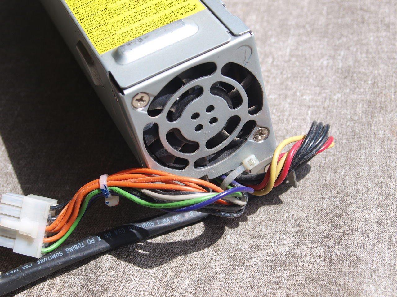 ASTEC AA22640 COMPAQ 304516-001 304205-001 Evo D510 E-PC 145W Power Supply