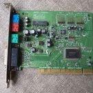 PCI Sound Card Creative Labs Vibra 128 Model CT4810