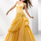 Halter Long Evening Dresses Prom Formal Gowns Ball Gown MS036