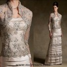 Custom Made Mother of The Bride Dresses Wedding Guest Dress 132-01