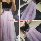 Beaded Sweetheart Long Prom Dresses Evening Gowns 227
