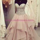 Long Sweetheart Prom Dresses Party Evening Gowns 252