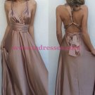 A-Line Long Prom Dresses Party Evening Gowns 436