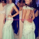 Lace Open Back Long Prom Dresses Party Evening Gowns 457