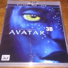 Avatar 3D Blu Ray Movie
