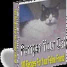 Pamper Your Dog -  Over 100 Recipes For Your Feline Friend