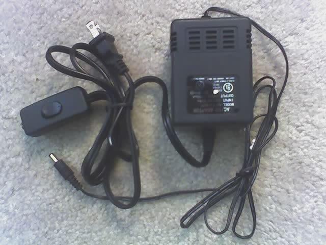 Extra Power Cord