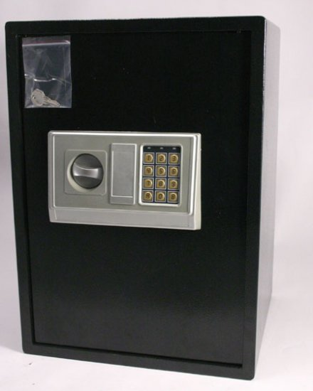 85lb Electronic Gun Safe Bank / Safety Box- FREE Shipping