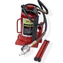 20 Ton Air Bottle Jack - FREE Shipping
