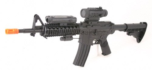 D92H Full Automatic Air Soft Rifle - FREE Shipping