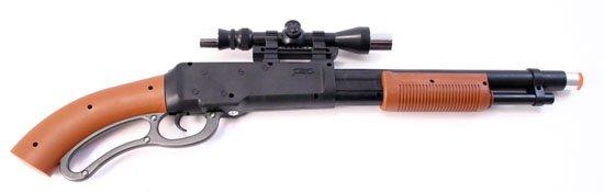 AS116 Pistol Grip Power Sport Shotgun w Hop Up