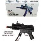 AS5:MP5A7D Airsoft Machine Gun w Infrared Site - FREE Shipping