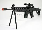 AS61:Powerful Army Airsoft Rifle:Scope w  Laser - FREE Shipping