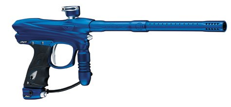 07 DYE DM7 Paintball Gun BLUE DUST - Free Ship