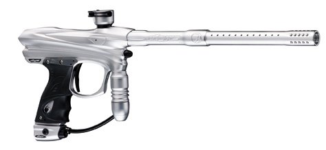 07 DYE DM7 Paintball Gun CLEAR - Free Ship