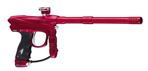 07 DYE DM7 Paintball Gun RED DUST - Free Ship