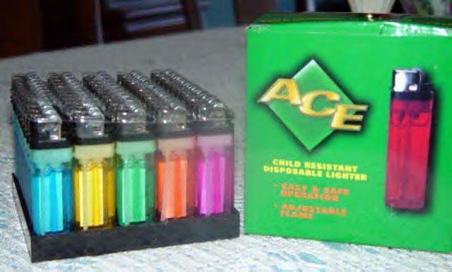 50.Disposable Lighter