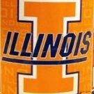 "50"" x 60"" Illinois Fleece Blanket"