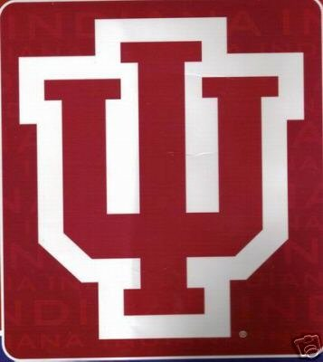 "50"" x 60"" Indiana University Fleece Blanket"