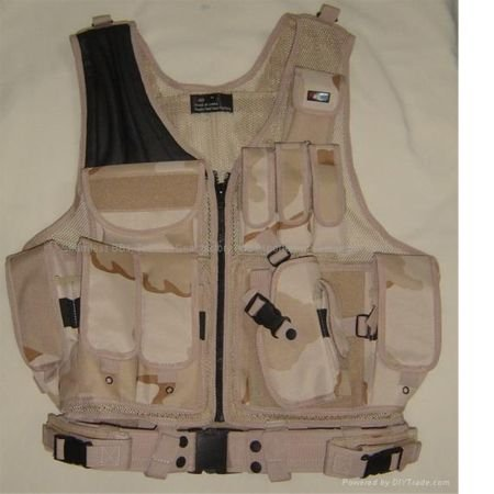 Desert Storm Tactical Vest
