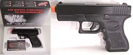 HFC HA-119 Spring Airsoft Gun (Glock 33)