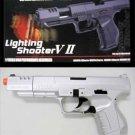 Silver HA-124 Spring HFC Airsoft Gun
