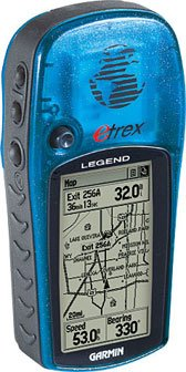 Garmin eTrex Legend Outdoor GPS Navigation System
