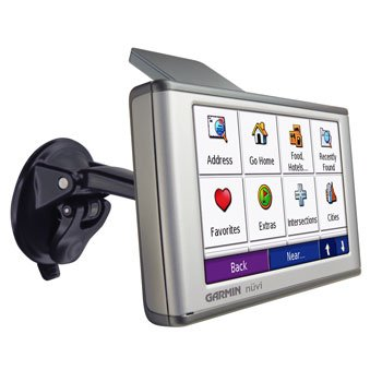 Garmin Nuvi 670 Navigation System