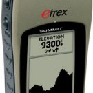 GPS, eTrex Summit, with English/French Manual