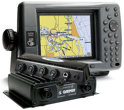 Garmin GPSMAP 3206 Network Bundle