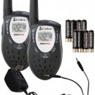 Cobra PR 255-2 VP microTALK 10-Mile FRS/GMRS 2-Way Radios