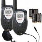 Cobra PR 255-2 VP microTALK 10-Mile FRS/GMRS 2-Way Radios