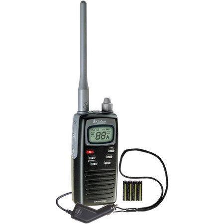 Dual Power VHF Marine Transceiver