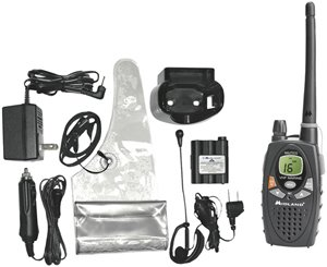 Midland Marine NT1VP Handheld Marine Band Radios (Value Pack)