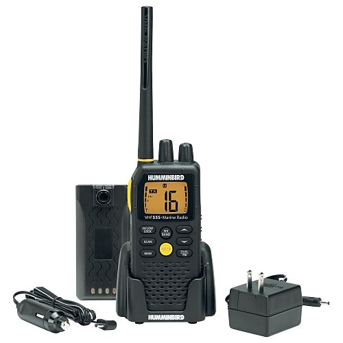 Humminbird VHF55S Plus Handheld Marine Radio